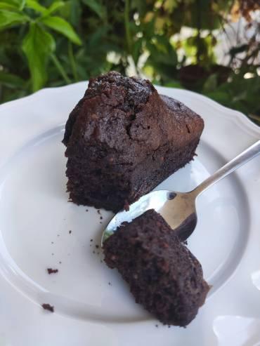 עוגת שוקולד אקספרס סופר רכה