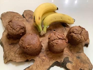עוגת בננות שוקולדית ללא גלוטן
